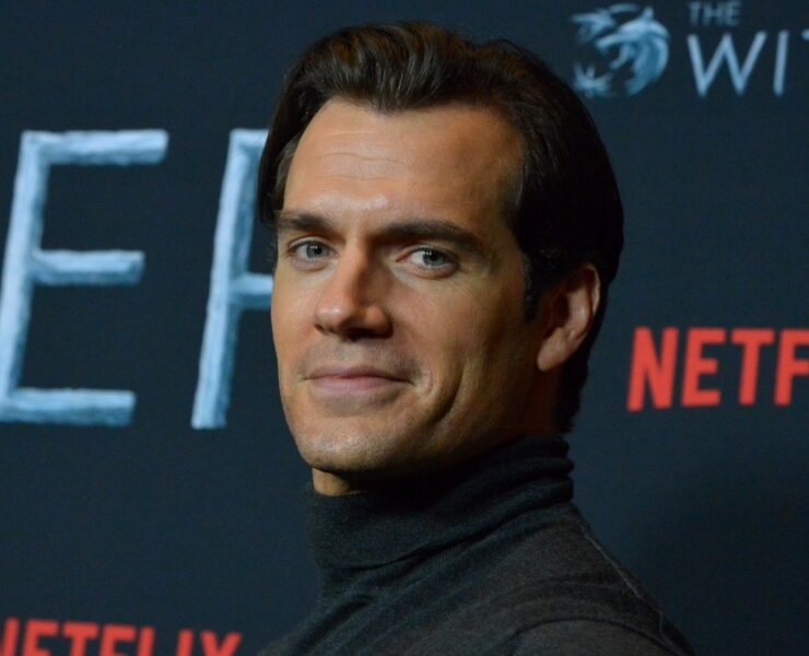 "Henry Cavill at the Photocall For Netflix's ""The Witcher"" Season 1"