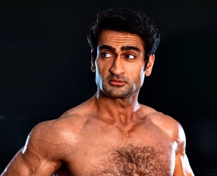 Kumail Nanjiani ripped for Eternals