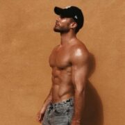 Male Model Matt Claw