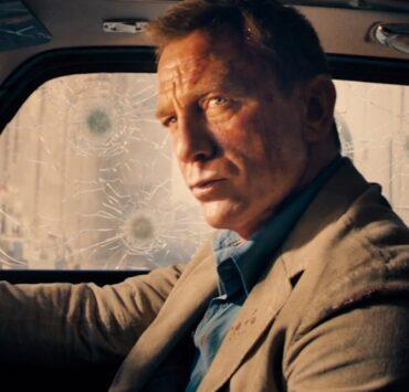 Daniel Craig No Time To Die Trailer