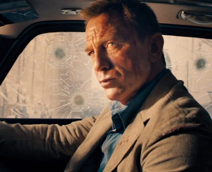 Daniel Craig No Time To Die Trailer