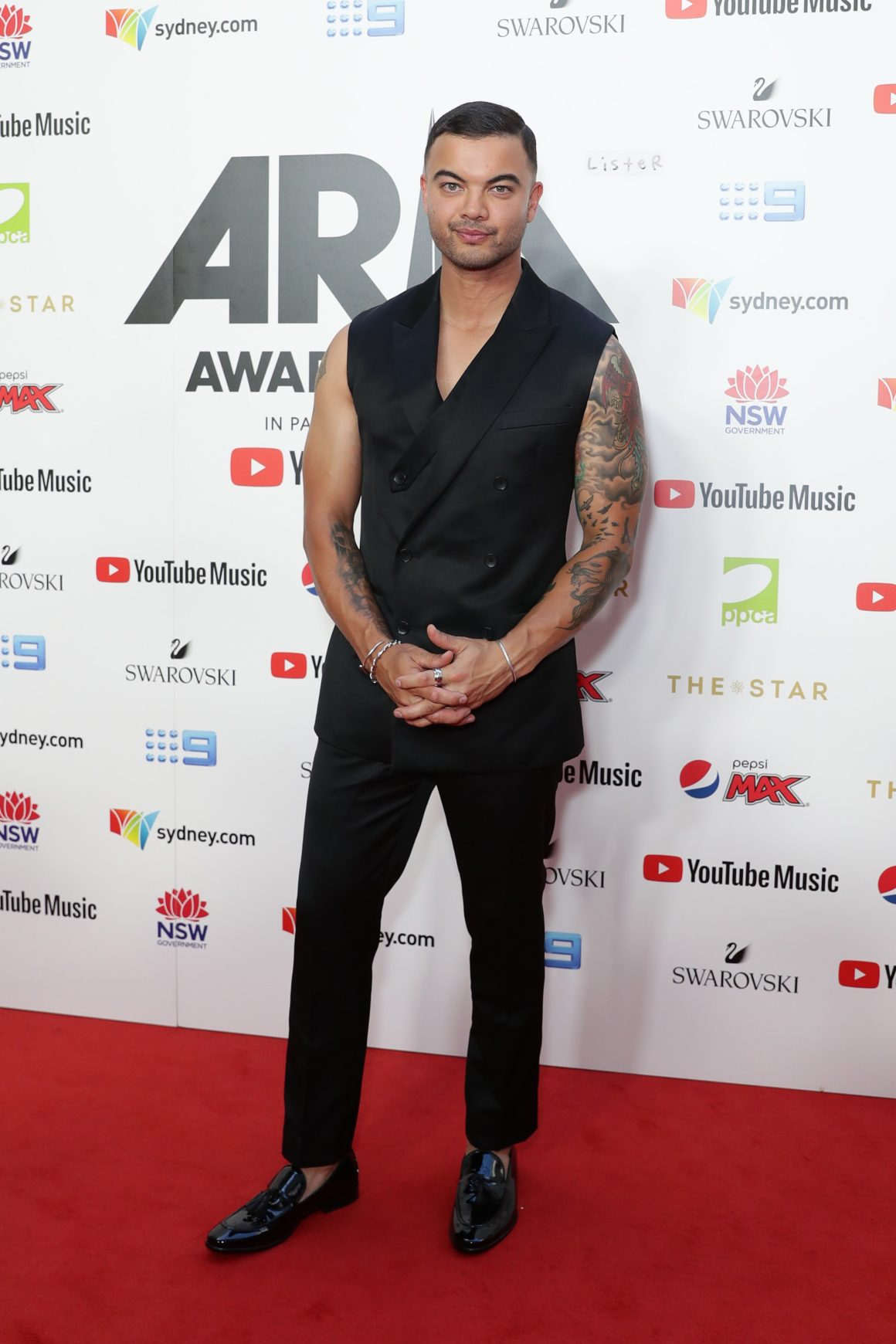 33rd Annual ARIA Awards 2019 - Arrivals