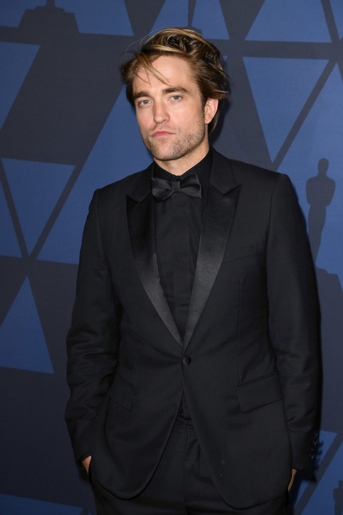 Robert Pattinson arrives to attend the 11th Annual Governors Awards