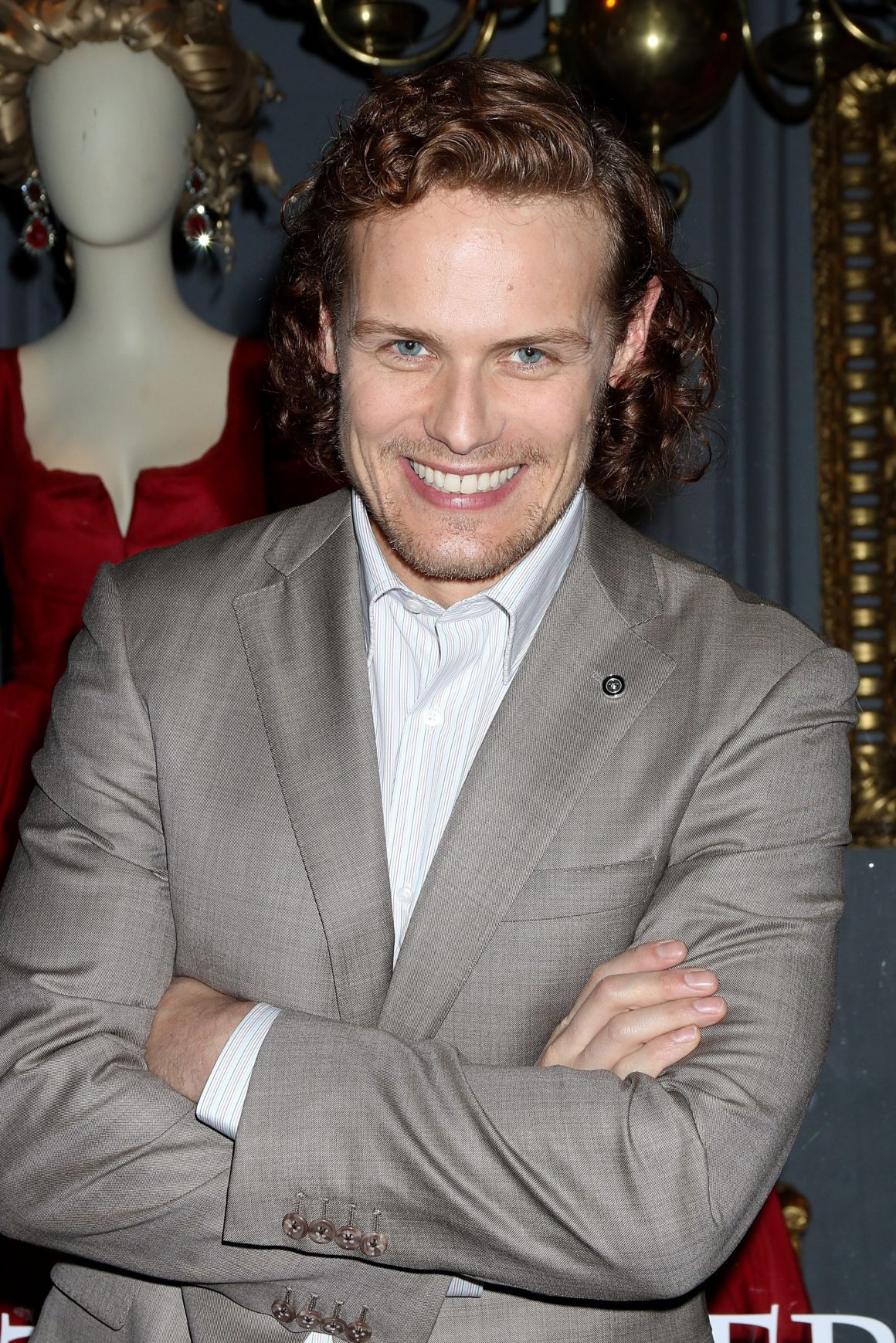 """""""Outlander"""" And Saks Fifth Avenue Photocall"""