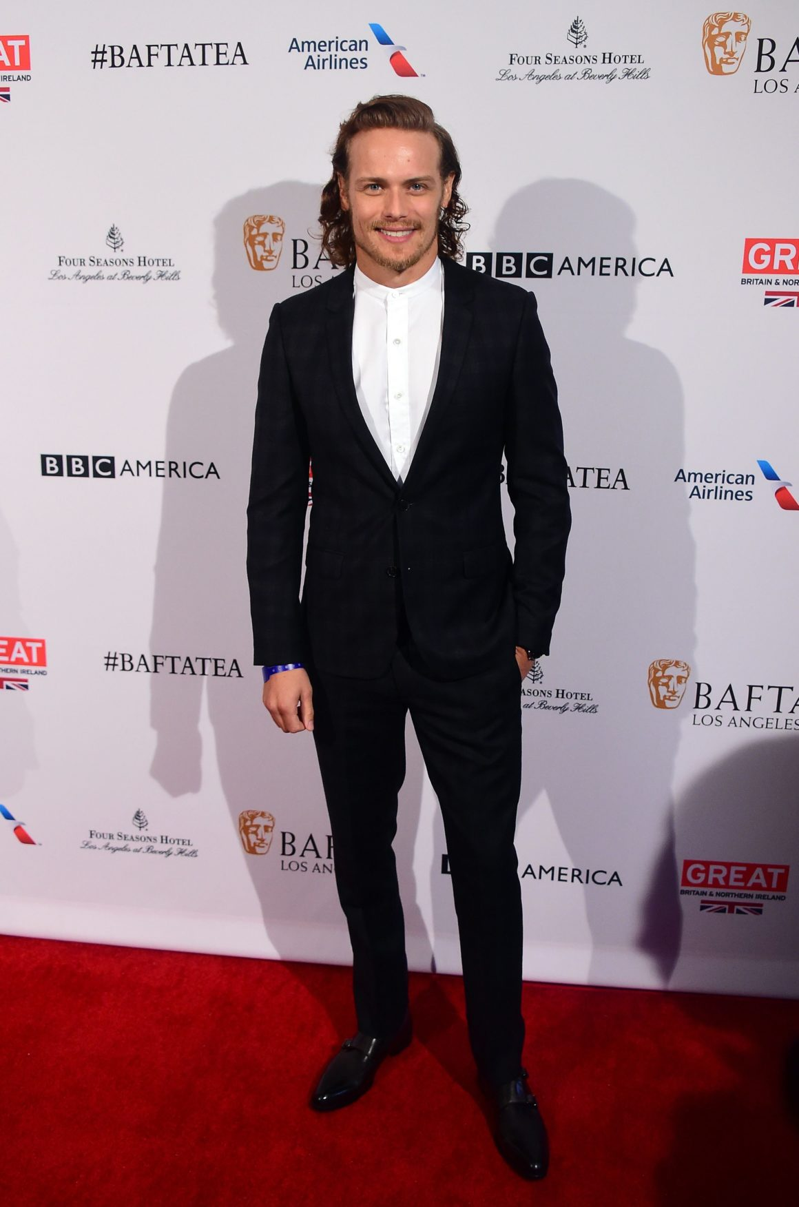 2016 British Academy of Film and Television Arts Los Angeles (BAFTA) Tea Party