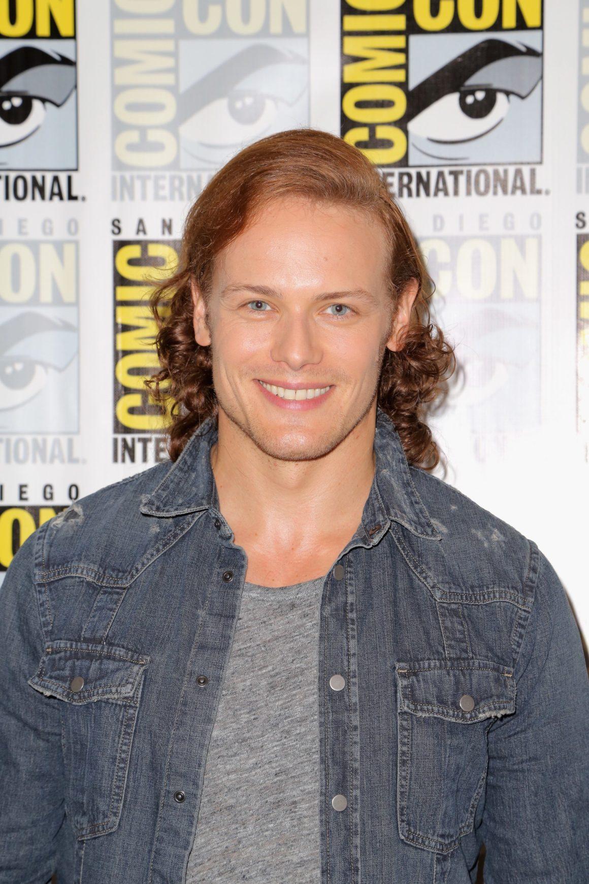 "Comic-Con International 2015 - ""Outlander"" Press Room"