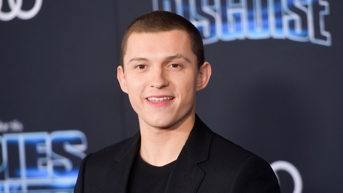 """Tom Holland Premiere Of 20th Century Fox's """"Spies In Disguise"""" - Arrivals"""