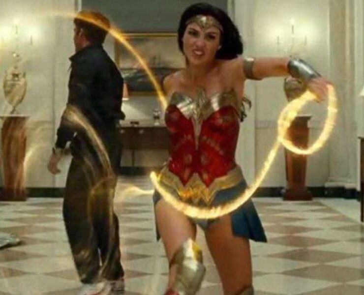 Wonder Woman 1984 Teaser Trailer