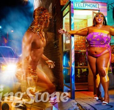 Lizzo for Rolling Stone