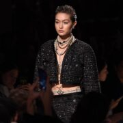 Chanel Metiers D'Art 2019-2020 : Runway At Le Grand Palais In Paris