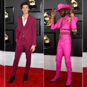 Grammy's 2020 Red Carpet: The Men — Billy Porter, Shawn Mendes, Lil Nas X, John Legend