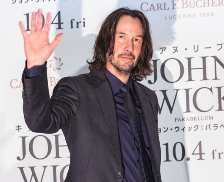 'John Wick: Chapter 3 Parabellum' Premiere In Tokyo