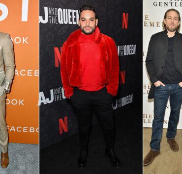 Red Carpet Recap Michael B Jordan, Johnny Sibilly, Charlie Hunnam, Hugh Grant