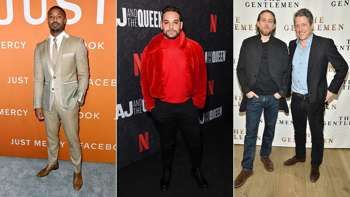 Red Carpet Recap: Michael B Jordan, Johnny Sibilly, Charlie Hunnam, Hugh Grant, and More!