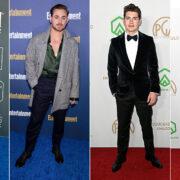 Red Carpet Recap: Sam Heughan, Dacre Montgomery, Gregg Sulkin, Brad Pitt