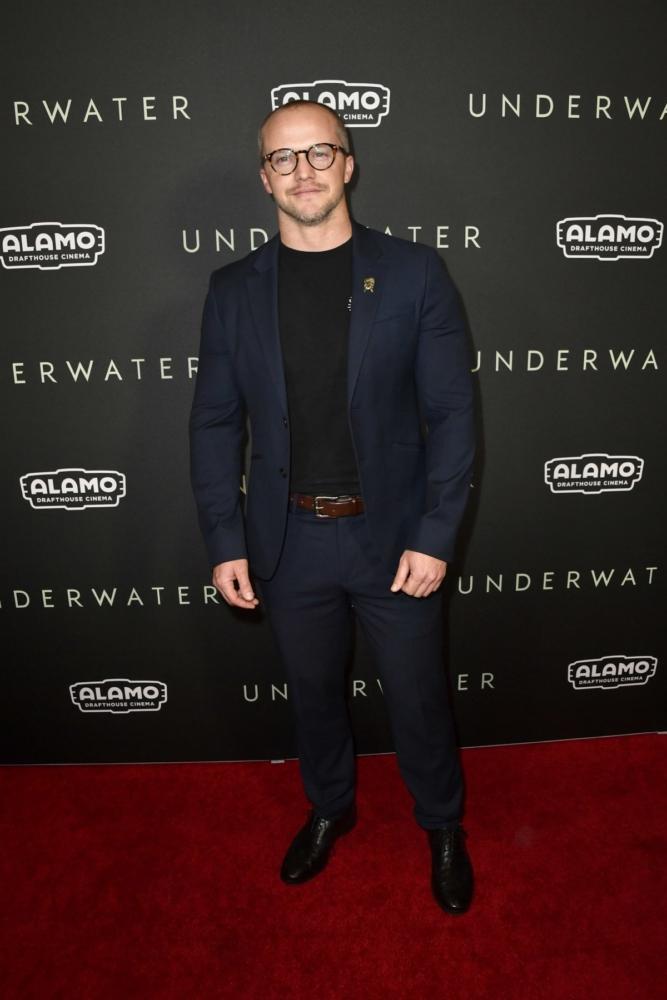 "Special Fan Screening Of 20th Century Fox's ""Underwater"" - Arrivals"