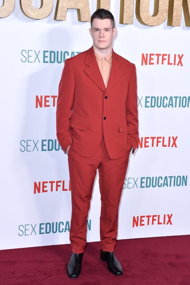 """""""Sex Education"""" World Premiere - Red Carpet Arrivals"""