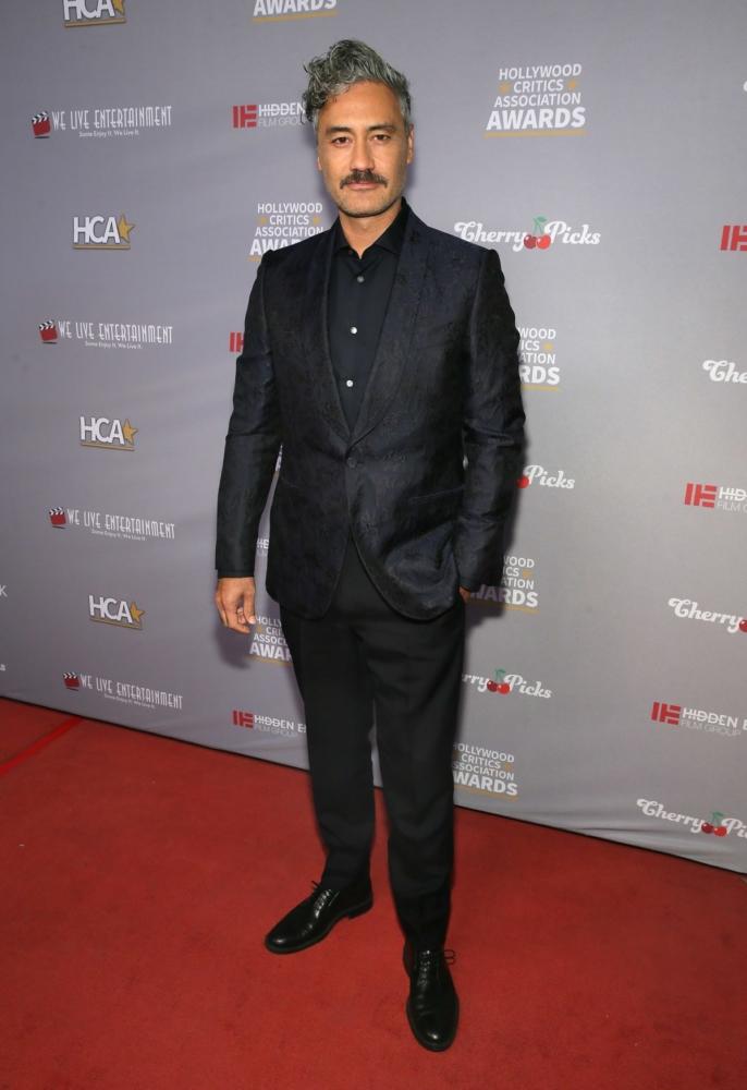 Hollywood Critics Awards - Arrivals