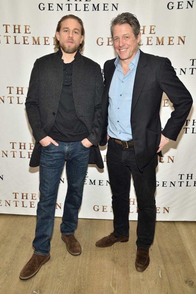 """""""The Gentlemen"""" New York Photo Call"""