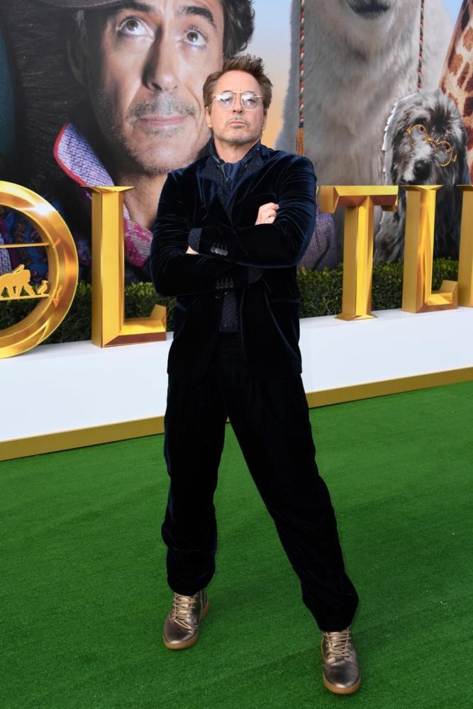 "Premiere Of Universal Pictures' ""Dolittle"" - Arrivals"