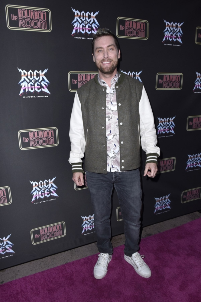 Opening Night Of Rock Of Ages Hollywood At The Bourbon Room