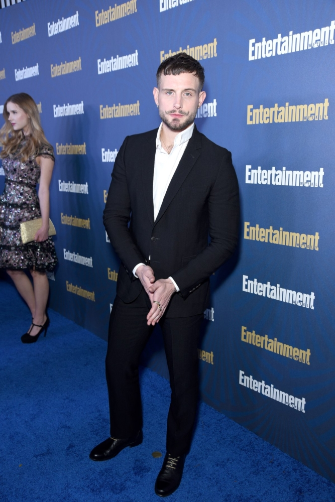 Entertainment Weekly Celebrates Screen Actors Guild Award Nominees at Chateau Marmont - Arrivals