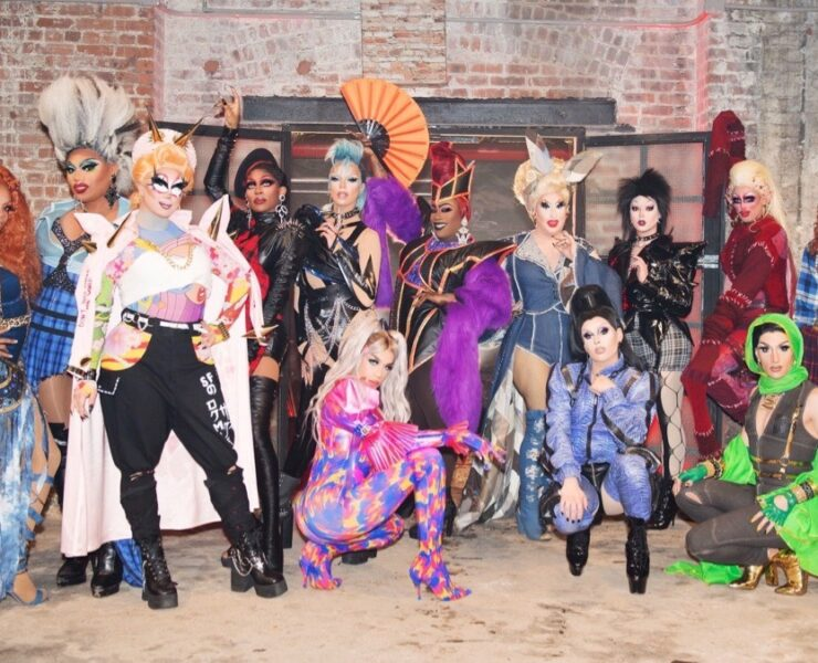 RuPaul's Drag Race Season 12 Queens Revealed