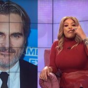 Wendy Williams and Joaquin Phoenix
