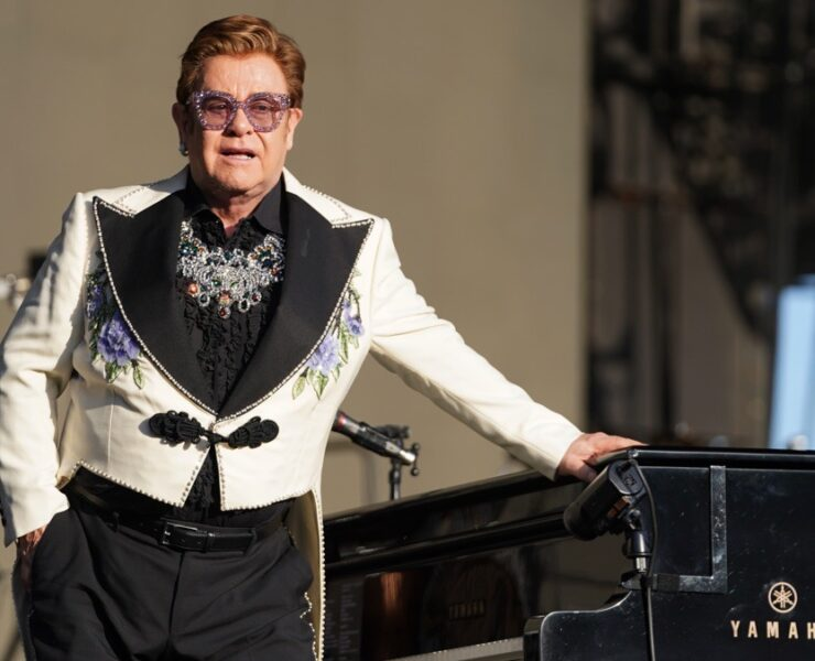 Elton John Farewell Yellow Brick Road Tour - Napier