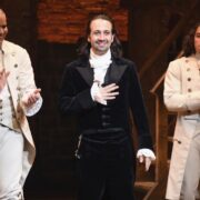 "Lin-Manuel Miranda's Final Performance In ""Hamilton"" On Broadway"