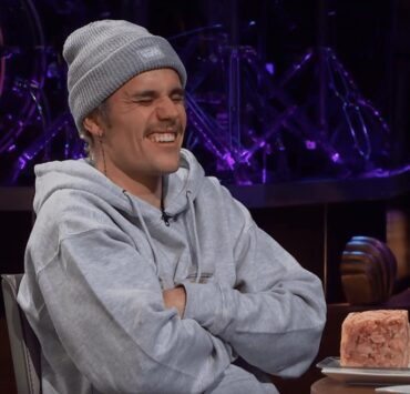 Justin Bieber The Late Late Show