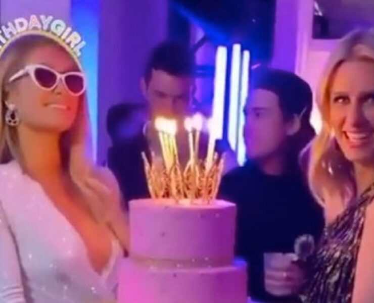 Paris Hilton's 39th Birthday Party