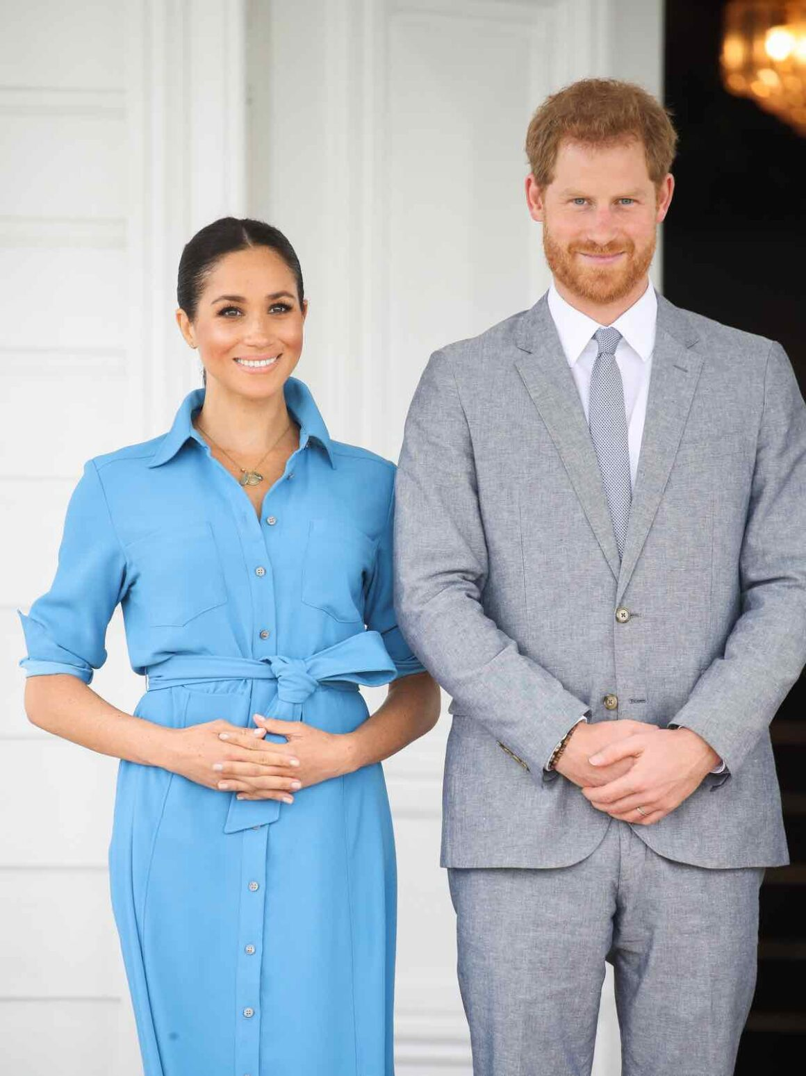 Meghan Markle reveals she suffered a miscarriage in July 1