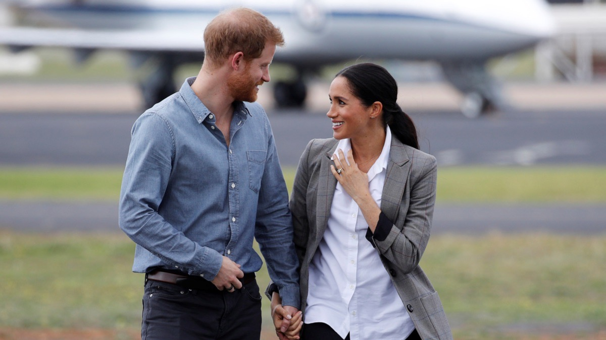 Canada to Stop Paying for Harry and Meghan's Security 1