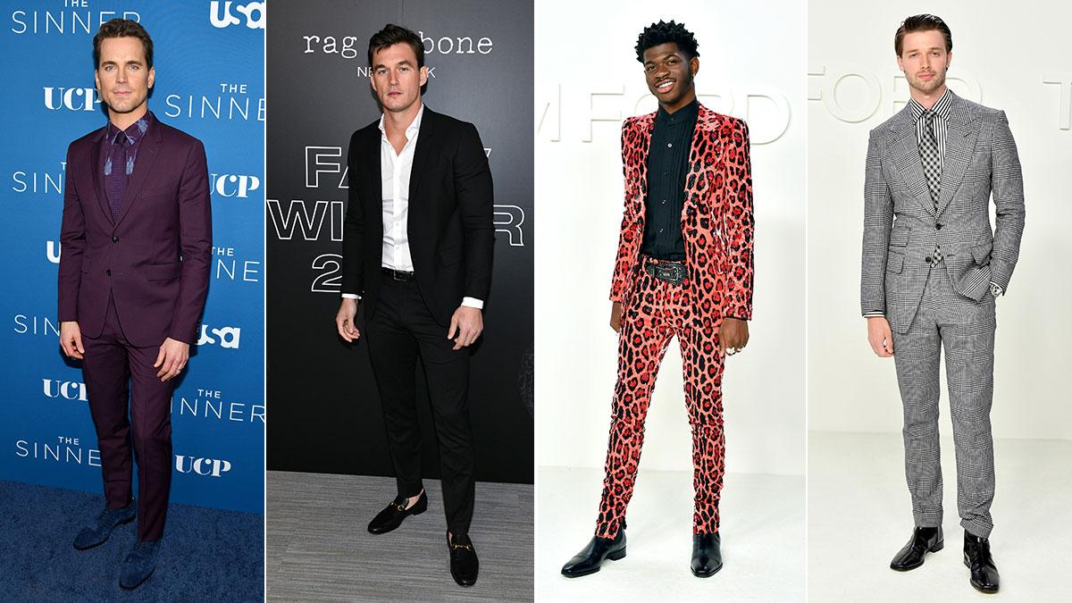 Red Carpet Recap: Matt Bomer, Tyler Cameron, Lil Nas X, Patrick Schwarzenegger