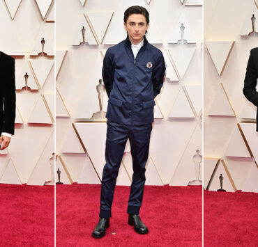 The 2020 Academy Awards Red Carpet: The Men
