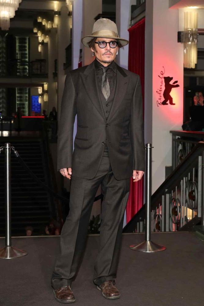 """Minamata"" Premiere - 70th Berlinale International Film Festival"