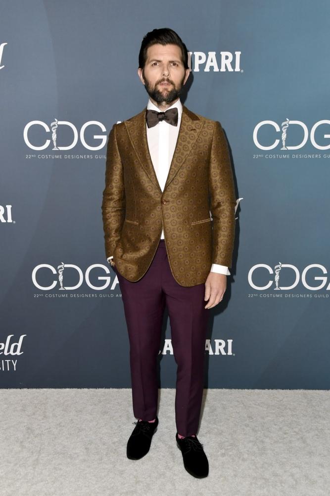 22nd Costume Designers Guild Awards - Arrivals