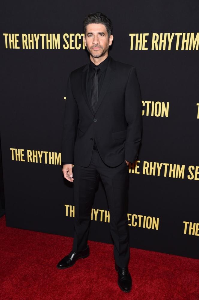 """The Rhythm Section"" New York Screening"
