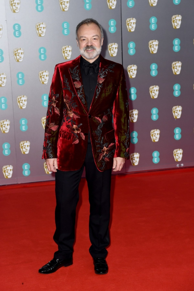 EE British Academy Film Awards 2020 - Red Carpet Arrivals