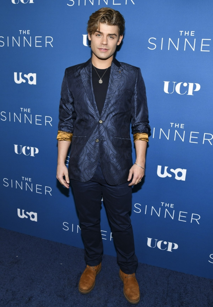 "Premiere Of USA Network's ""The Sinner"" Season 3 - Red Carpet"