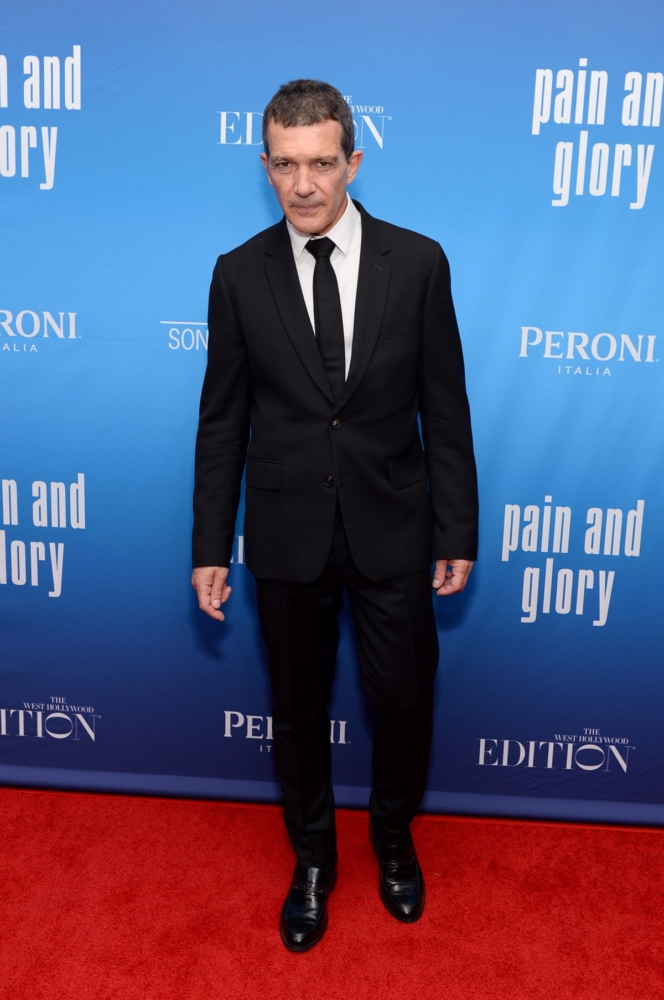 "Sony Pictures Classics Celebrates The Cast Of ""Pain & Glory"""