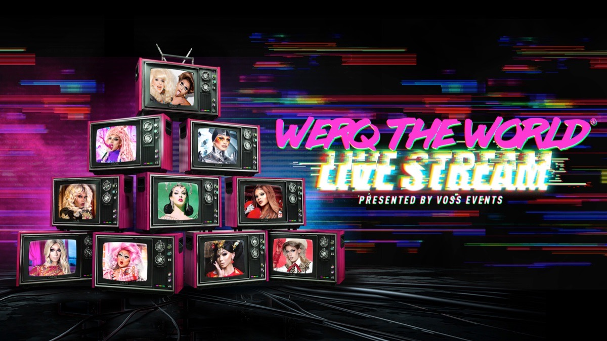 The Werq the World Tour Comes to Your Living Room for a Global Fundraising Event