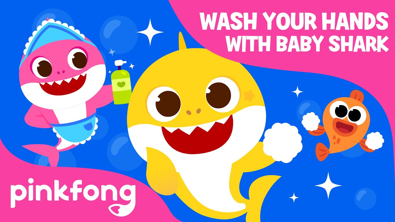 Baby Shark Returns With New Song to Remind You to Wash Your Hands During Coronavirus Pandemic