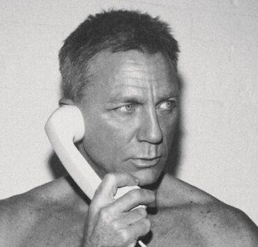 Daniel Craig for GQ