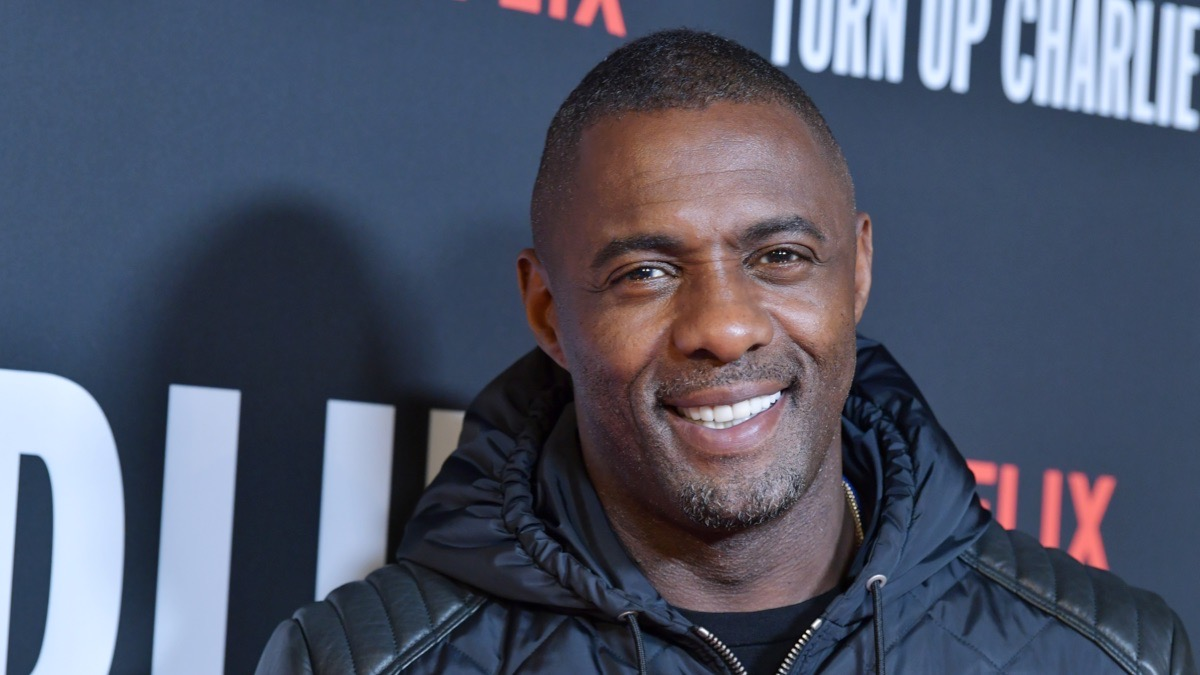 Idris Elba Gives an Update on His Health