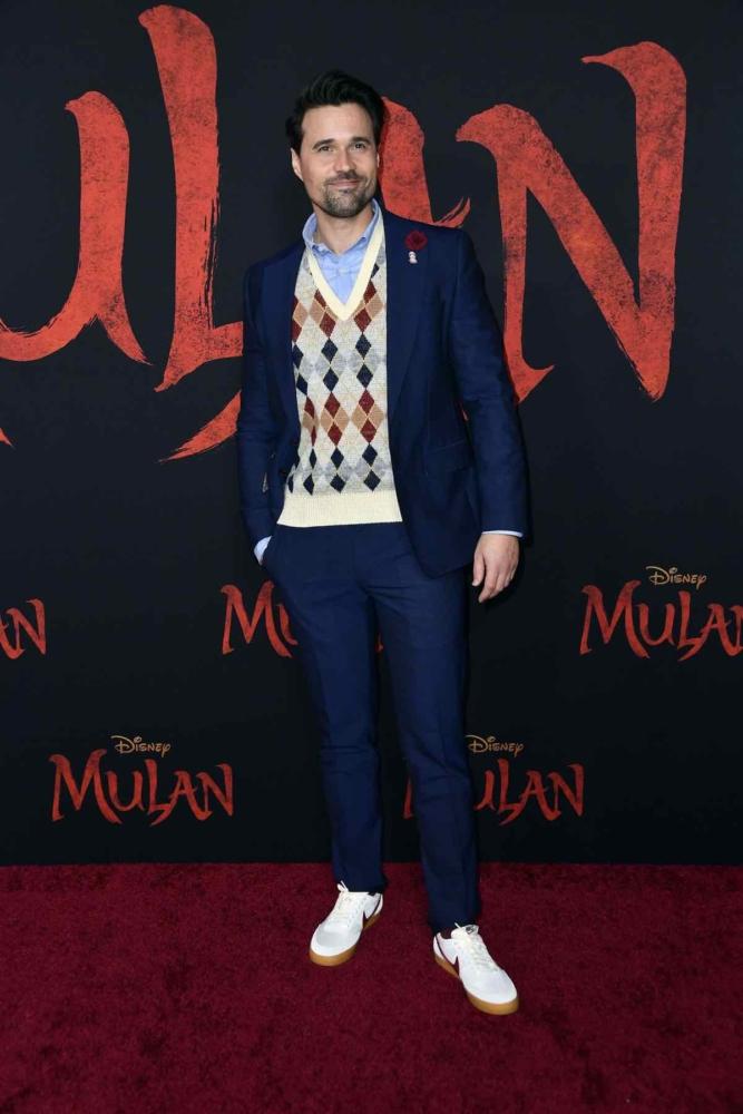 "Premiere Of Disney's ""Mulan"" - Red Carpet"