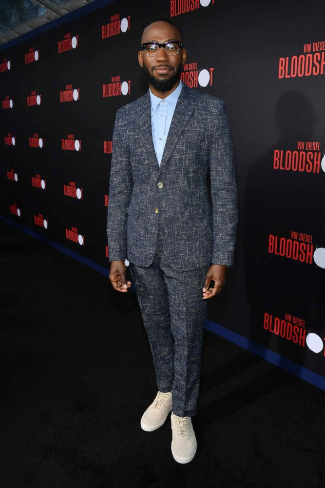 """Premiere Of Sony Pictures' """"Bloodshot"""" - Red Carpet"""