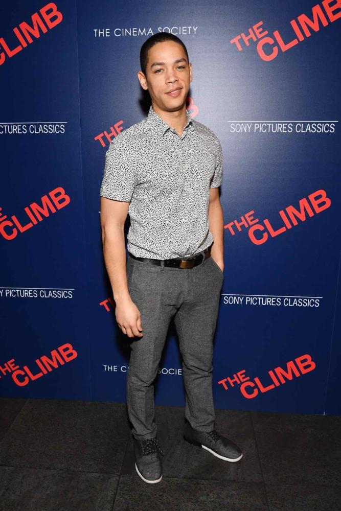 """The Climb"" New York Screening"