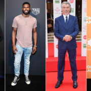 Red Carpet Recap: Sam Heughan, Broderick Hunter, Pierce Brosnan, Quincy Taylor Brown